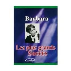 Barbara Les plus grands succès