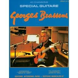 Georges Brassens 40 chansons spécial guitare Volume 2