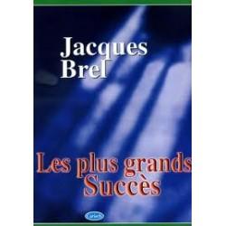 Jacques Brel Les plus grands succès