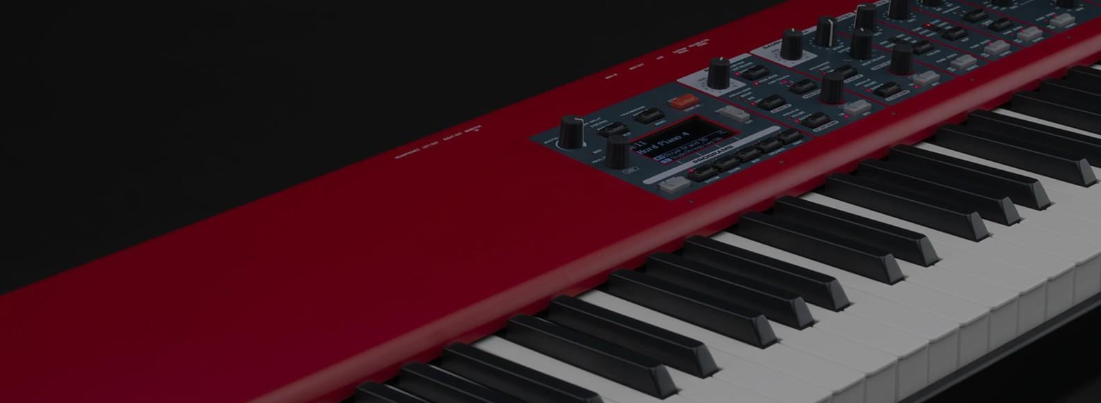 Claviers yamaha