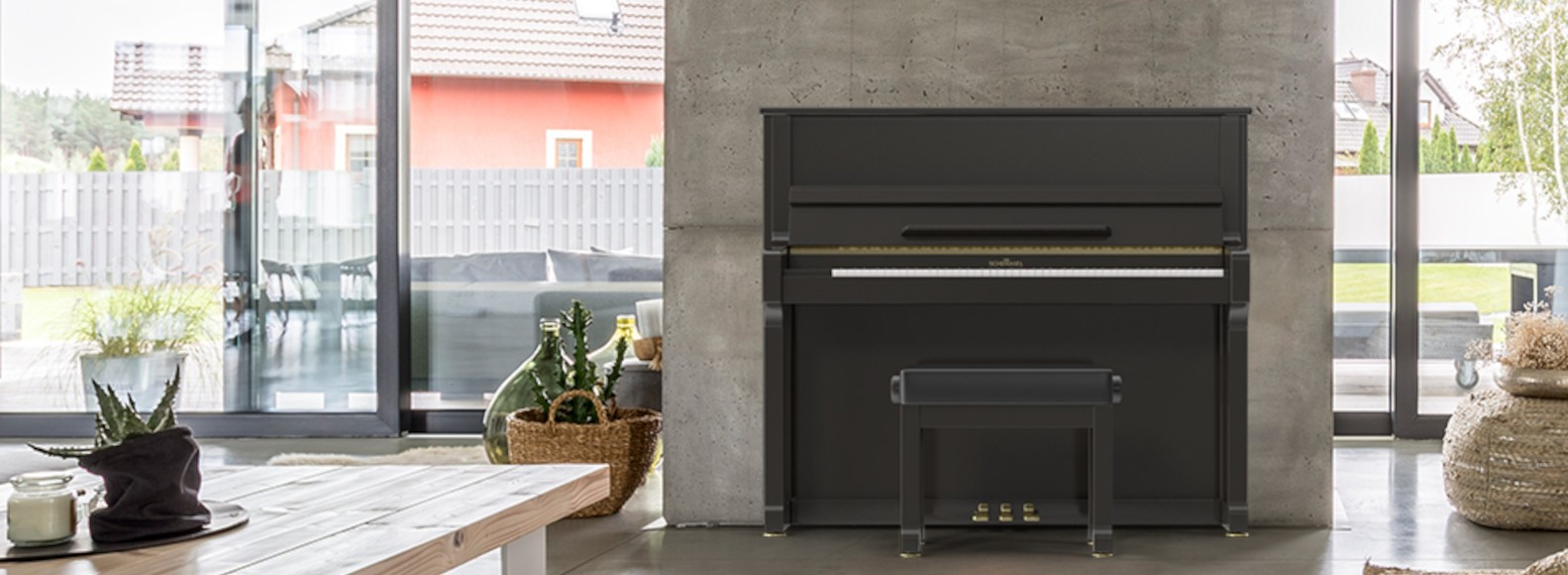 Pianos Wilh Steinberg