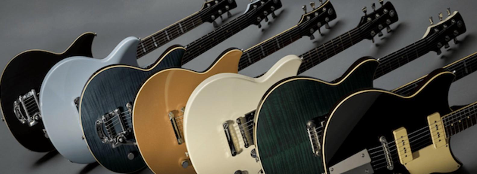 guitares électriques Yamaha revstar
